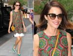 Abigail Spencer In Andrew Gn - The View