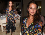 Alicia Vikander In Preen - 2015 Ischia Global Film & Music Fest