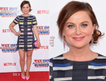 Amy Poehler In Beckley By Melissa - 'Wet Hot American Summer: First Day of Camp' Series Premiere