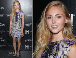 AnnaSophia Robb In Giamba - 'Irrational Man' New York Premiere