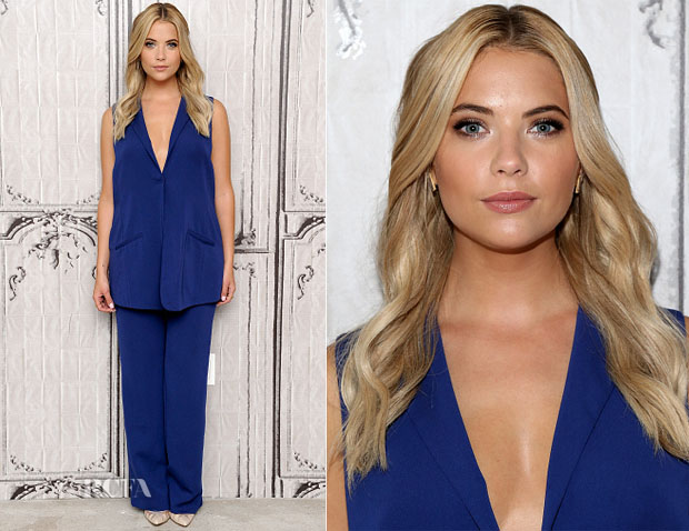 Ashley Benson In Wai Ming - AOL BUILD Speaker Series
