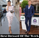 Best Dressed Of The Week - Paz Vega In Ralph & Russo Couture & Tom Hiddleston In Ralph Lauren Purple Label