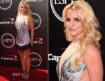 Britney Spears In Davidson Zanine -  2015 ESPYS