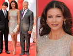 Catherine Zeta Jones In Kaufmanfranco - 'Ant-Man' London Premiere