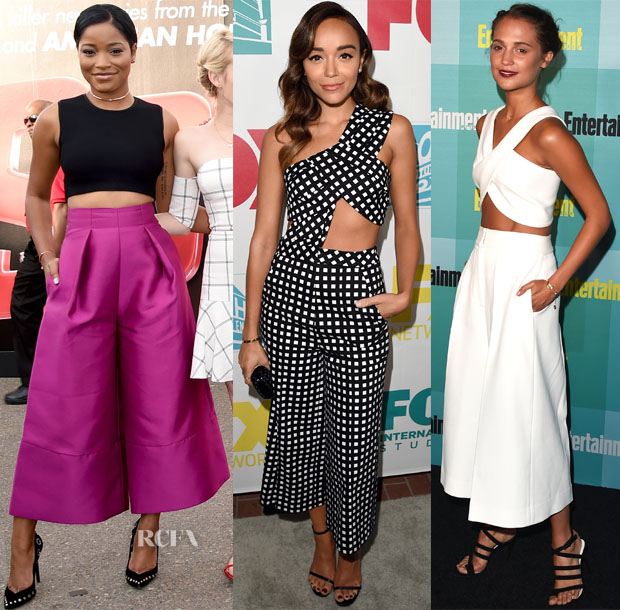 Celebrities Love Culottes