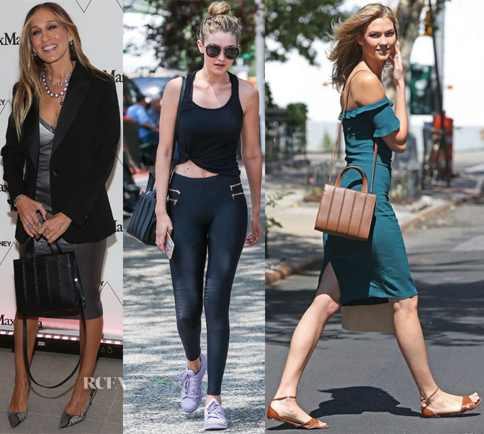 Celebrities Love Max Mara's Whitney Bag