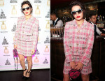 Charli XCX In Juicy Couture - Juicy Couture Fragrance Launch Party