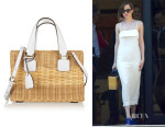 Dakota Johnson's Mark Cross 'Manray' Tote