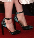 Emma Stone's Paul Andrew shoes