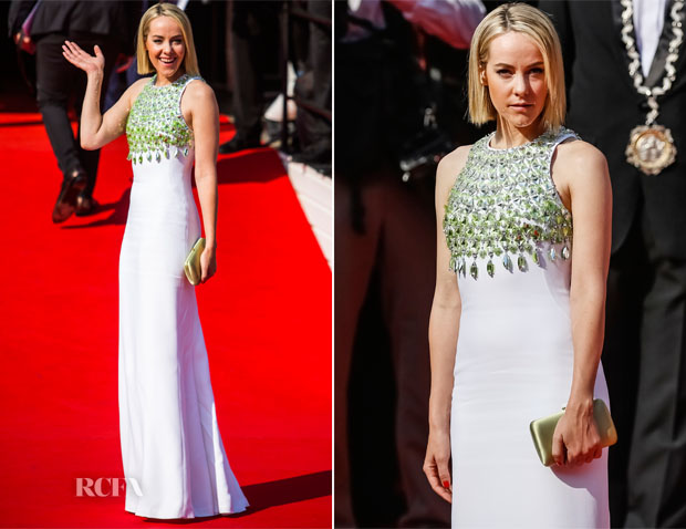 Jena Malone In Miu Miu - 50th Karlovy Vary International Film Festival Opening Ceremony