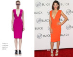 Jenna Dewan-Tatum In Solace London - Buick '24 Hours Of Happiness' Test Drive Launch Event