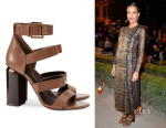 Jessica Alba's Tory Burch 'Jones' Sandals