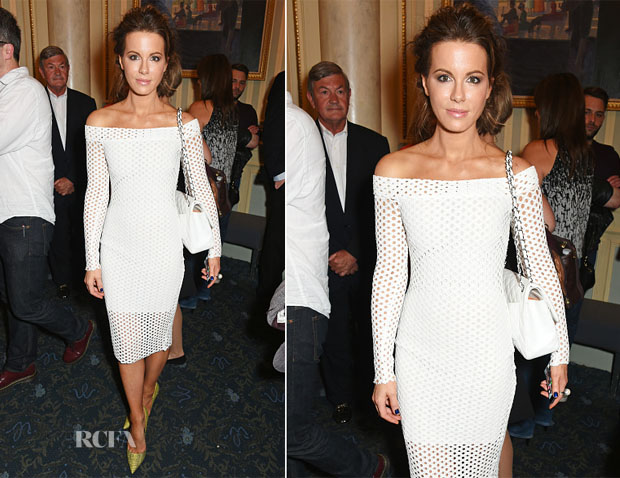 Kate Beckinsale In Bec & Bridge - 'The Mentalists' Press Night