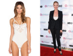 Katherine Heigl's For Love & Lemons 'Casablanca' Bodysuit