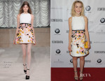 Kiernan Shipka In Giamba -  Los Angeles Confidential Women Of Influence Celebration