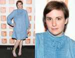 Lena Dunham In Alexa Chung For AG Jeans – 2015 Film Society Of Lincoln Center Summer Talks