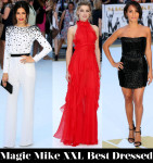 Who Was Your Best Dressed At The 'Magic Mike XXL' London Premiere?