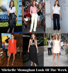 Which Michelle Monaghan Look Was Your Favourite Of The Week?