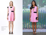 Naomie Harris In Christopher Kane - The Serpentine Gallery Summer Party