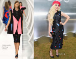 Paloma Faith In Roksanda - COS x The Serpentine Party