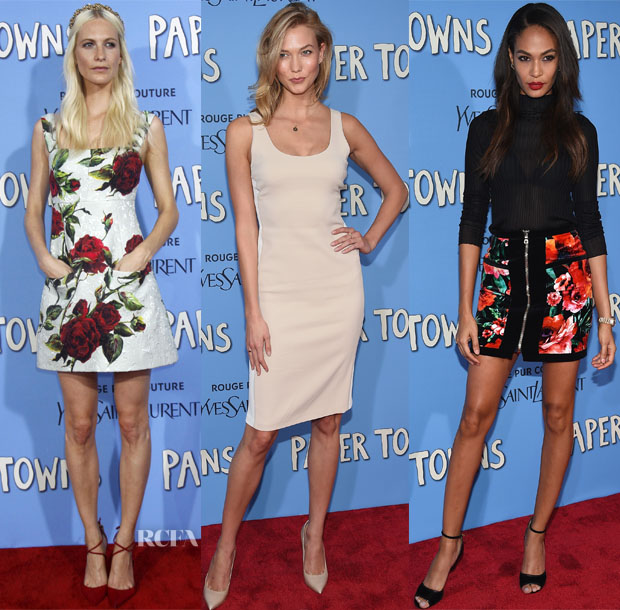 'Paper Towns' New York Premiere Red Carpet Roundup