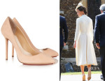 Pippa Middleton's Charlotte Olympia 'Monroe' Pumps