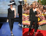 Rita Ora In Jean Paul Gaultier -  X Factor London Auditions