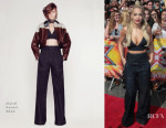 Rita Ora In Marni - X Factor London Auditions