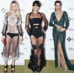 The Leonardo DiCaprio Foundation 2nd Annual Saint-Tropez Gala Red Carpet Roundup
