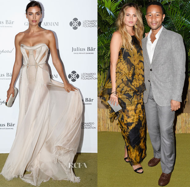 The Leonardo DiCaprio Foundation 2nd Annual Saint-Tropez Gala Red Carpet Roundup2
