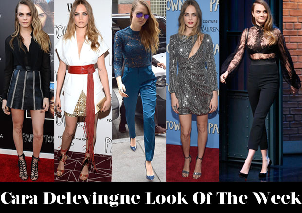 Which Cara Delevingne Look Was Your Favourite Of The Week