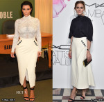 Who Wore Christian Dior Better Kim Kardashian or Olivia Palermo