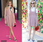 Who Wore Christian Dior Better...Olivia Palermo or Natalia Vodianova?