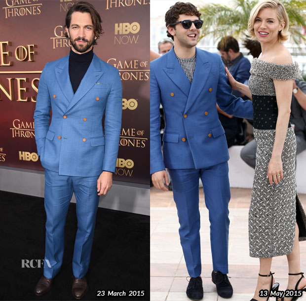 Who Wore Louis Vuitton Better Michiel Huisman or Xavier Dolan