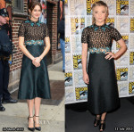 Who Wore Mary Katrantzou Better...Shailene Woodley or Natalie Dormer?