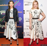 Who Wore Nha Khanh Better...Zendaya Coleman or Elisabeth Moss?