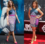 Who Wore Peter Pilotto Better...Cindy Crawford or La La Anthony?