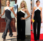 Who Wore Roland Mouret Better...Kate Hudson, Jessica Simpson or Emma Willis?
