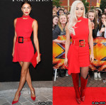 Who Wore Versace Better...Irina Shayk  or Rita Ora?