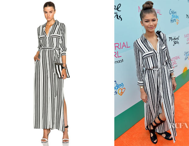 Zendaya Coleman's L'Agence 'Alani' Dress