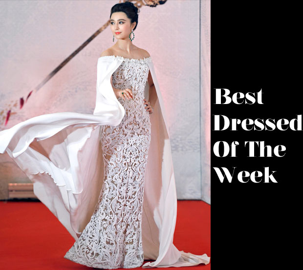 bingbing best dressed