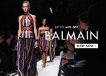 Balmain's Latest Collection Is Up To 65% Off At The Outnet
