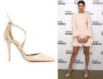 Bella Hadid's Aquazzura 'Matilde' Pumps