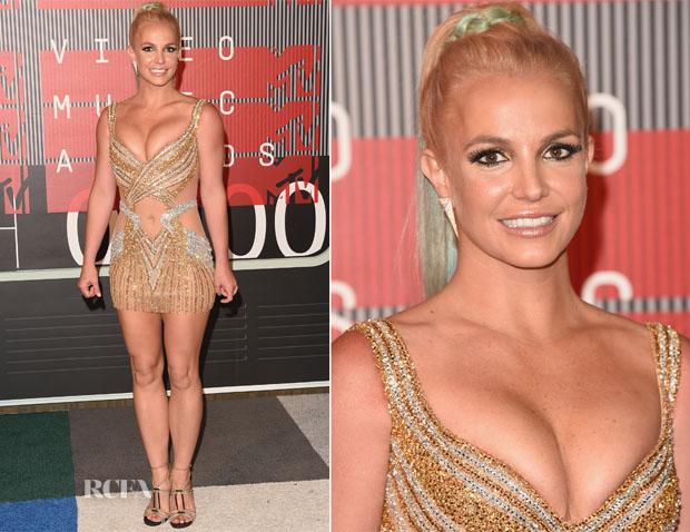Britney Spears In Labourjoisie - 2015 MTV Video Music ...