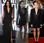 Celebrities Love...Tuxedo Dressing