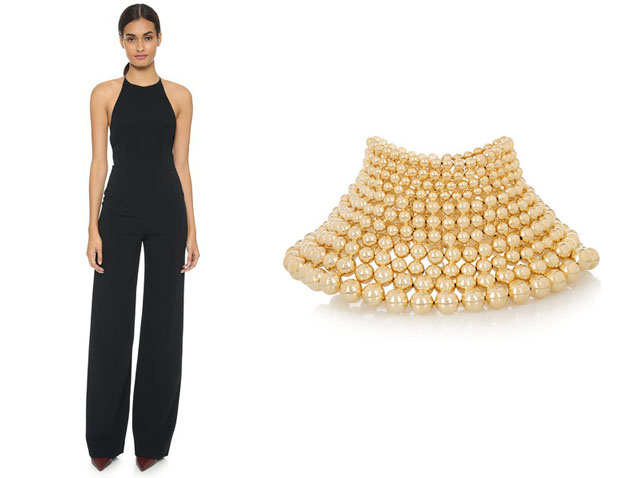Cheryl Narciso Rodriguez jumpsuit