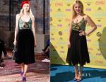 Chloe Grace Moretz In Gucci - 2015 Teen Choice Awards