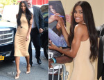 Ciara In David Koma - Live with Kelly and Michael