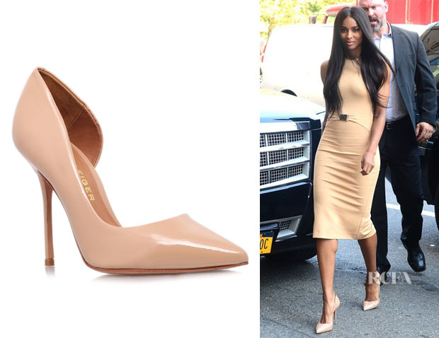 Ciara's Kurt Geiger London 'Anja' Pumps