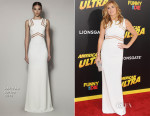 Connie Britton In SAFiYAA - 'American Ultra' LA Premiere